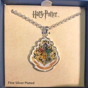 Harry Potter crest pendant